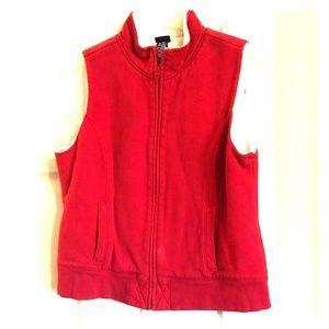 Basic editions Sherpa vest